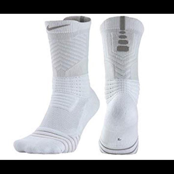 fe305bf3795 NEW Nike Basketball Elite Versatility Crew Socks